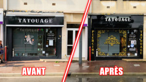 Une enseigne de magasin pas chère pour votre point de vente