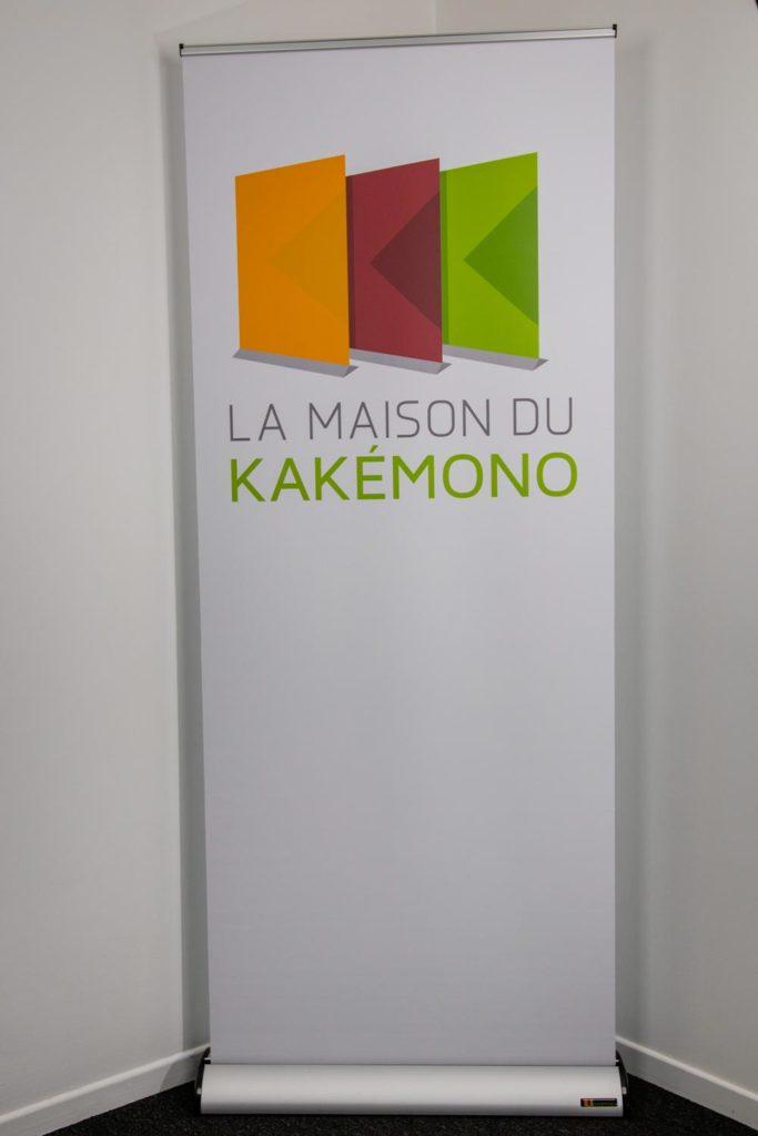 Roll up La Maison du Kakémono